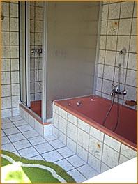 ferienhof kagerbauer urlaub auf dem bauernhof bayerischer wald, Badezimmer